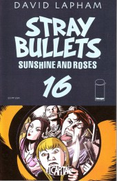 Stray Bullets: Sunshine & Roses (2015) -16- Doctor Reynolds