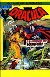 Albi dei Super-Eroi (Gli) -40- DRACULA: La Legione dei Vampiri