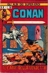 Albi dei Super-Eroi (Gli) -41- CONAN: Il Cane della Vendetta