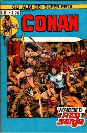 Albi dei Super-Eroi (Gli) -43- CONAN: L'Ombra dello Sciacallo