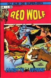 Albi dei Super-Eroi (Gli) -44- RED WOLF: La Notte del Demone