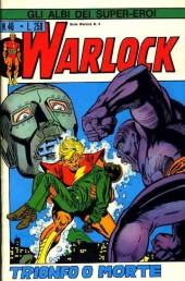 Albi dei Super-Eroi (Gli) -46- WARLOCK: Trionfo o Morte