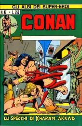 Albi dei Super-Eroi (Gli) -47- CONAN: Gli Specchi di Kharam Akkad