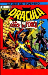 Albi dei Super-Eroi (Gli) -49- DRACULA: La Croce di Fuoco