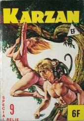 Karzan -Rec09- Spécial Relié N°9 (du n°25 au n°27)