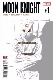 Moon Knight (2016) -1- Welcome To New Egypt: Part 1 of 5