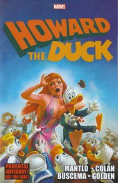 Howard the Duck (1976) -INT03- The Complete Collection volume 3