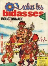 Salut les bidasses -63- Roustonnade