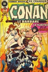 Conan le barbare (Éditions Héritage) -29- Les flammes et le maniaque!