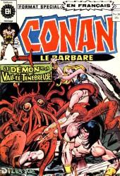 Conan le barbare (Éditions Héritage) -30- La dernière ballade de Laza-Lanti