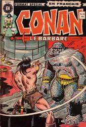 Conan le barbare (Éditions Héritage) -31- La malédiction du magicien!