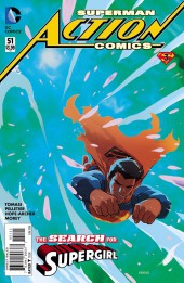 Action Comics (2011) -51- The Final Days of Superman - Part 3 : Dazed and Confused