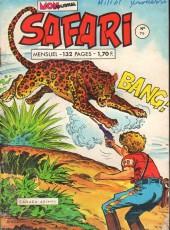 Safari (Mon Journal) -76- Katanga joe - les exilés volontaires