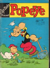 Popeye (Cap'tain présente) -86- L'aura, l'aura pas...