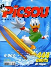 Picsou Magazine -Rec63- (2e série) recueil n°63 (n°462, n°463, n°460 ou n°464)