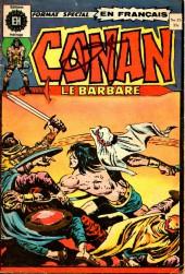 Conan le barbare (Éditions Héritage) -33- La danse des rats à Ravengard!
