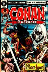 Conan le barbare (Éditions Héritage) -34- Femme-loup!