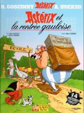 Astérix -32a2003- Astérix et la rentrée gauloise