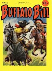 Buffalo Bill (Éditions Mondiales) -3- L'attaque du chemin de fer