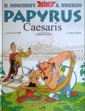 Astérix (en latin) -36- Papyrus Caesaris