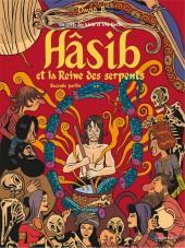 Hâsib et la Reine des serpents