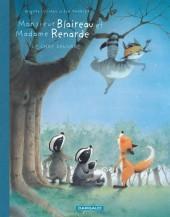 Monsieur Blaireau et Madame Renarde -6- Le Chat Sauvage