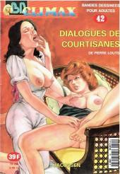 BD Climax  -42- Dialogues de courtisanes de Pierre Louÿs