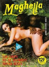 Maghella (2e série) -7- Les loups ne se mangent pas la queue