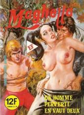 Maghella (2e série) -9- Un homme perverti en vaut deux