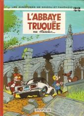 Spirou et Fantasio -22e93- L'abbaye truquée