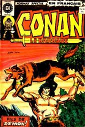 Conan le barbare (Éditions Héritage) -36- Un homme né du démon!