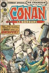 Conan le barbare (Éditions Héritage) -37- L'autel et le scorpion!