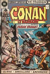 Conan le barbare (Éditions Héritage) -38- Frères d'épées!