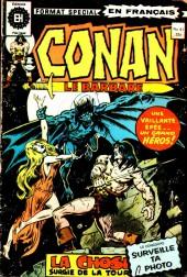 Conan le barbare (Éditions Héritage) -41- L'étrange tour dans la brume!