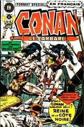Conan le barbare (Éditions Héritage) -43- La reine de la Côte Noire!