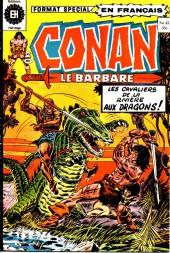Conan le barbare (Éditions Héritage) -45- L'ennemi à dos de dragon!