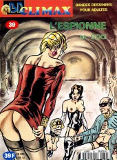 BD Climax  -39- L'espionne