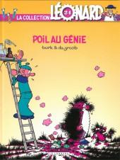 Léonard - La Collection (Prisma Media) -2423- Poil au génie