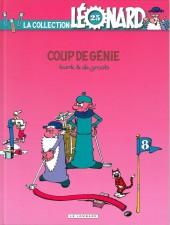 Léonard - La Collection (Prisma Media) -258- Coup de génie