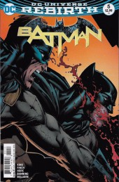 Batman (2016) -5- I am Gotham, Part Five