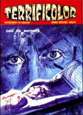 Terrificolor -6- Œil de serpent