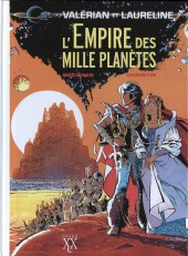 Valérian -2TL- L'empire des mille planètes