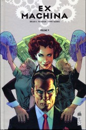 Ex Machina (Urban Comics) -5- Volume V