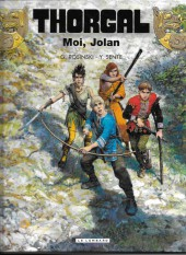 Thorgal -30a11- Moi, Jolan