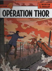 Lefranc -6c2004- Opération Thor