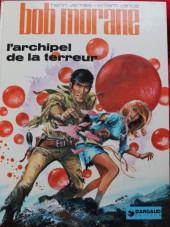 Bob Morane 2 (Dargaud) -15a78- L'archipel de la terreur