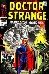 Doctor Strange Vol.1 (Marvel comics - 1968) -169- The coming of... Dr. Strange!