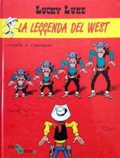 Lucky Luke (en italien) -6- La leggenda del West