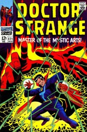Doctor Strange Vol.1 (Marvel comics - 1968) -171- In the Shadow of... Death!
