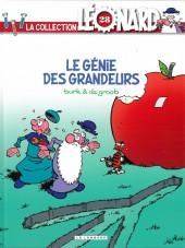 Léonard - La Collection (Prisma Media) -2842- Le génie des grandeurs